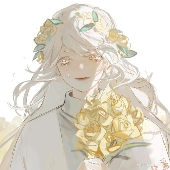 花冠之神~花谢