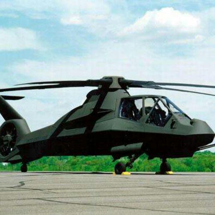 科曼奇武装直升机